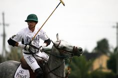 Jeff Hall from Houston, Texas - Playing professionally since the age of 12, Jeff Hall has won most every high-goal trophy in polo including the US Open.