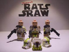 Lego Star Wars minifigures - CloneTrooper Custom DECEMBER SPECIAL 3