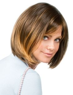"""It can not be repeated enough, bob is one of the most versatile looks ever. We wear with style the French """"bob"""", a classic that gives your appearance a little je-ne-sais-quoi. Here is """"bob"""" Despite its unpretentious… Continue Reading → Bob Haircuts For Women, Bob Hairstyles For Fine Hair, Layered Bob Hairstyles, Long Bob Haircuts, Hairstyles Haircuts, Cool Hairstyles, Wedding Hairstyles, Black Hairstyles, Medium Long Hair"""
