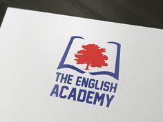 Diseño de logotipo para The English Academy