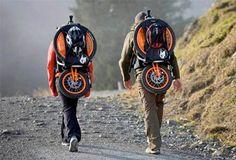 Bergmönch Bike Backpack