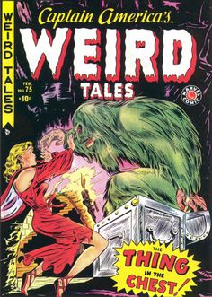 HORROR ILLUSTRATED: Pre Code Horror Comics