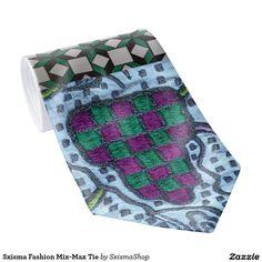Sxisma Fashion Mix-Max Tie