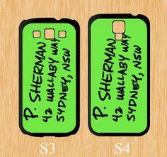 Samsung Galaxy S4 Case,Finding Nemo Address Samsung Galaxy S5 Case,Samsung Galaxy S3 Case,Rubber Hard Plastic Phone Cases