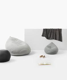 Kyoto Indoor Bean Bag Collection - high quality, stylish, versatile lounge furniture #putlifeonpause #lujo #designerfurniture