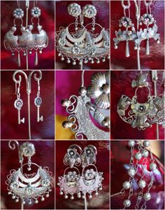 Mexican silver jewelry