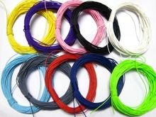 10 Strands Waxed Polyester Twisted Cord String Thread Line Spool Crafts, Sewing Crafts, Copper Crafts, Thread Spools, T Shirt Yarn, Cheap Jewelry, Leather Cord, Color Mixing, Strands