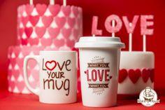 #sanvalentino #love #mug #bakeryhouseroma