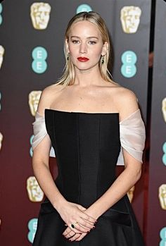 Jennifer Lawrence Photos, British Academy Film Awards, Royal Albert Hall, Dior Couture, Celebrity Couples, Red Carpet, Celebrities, London England, February