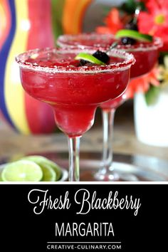 Th Fresh Blackberry Margarita Cocktail is worthy of celebration.from Cinco de Mayo to the Super Bowl. It's beautiful and delicious! Cocktail Margarita, Blackberry Margarita, Blood Orange Margarita, Daiquiri, Margarita Recipes, Cocktail Recipes, Best Tequila, Citrus Juice, Healthy Recipes