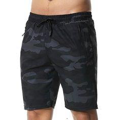 Grey, Men's Shorts, Summer, Type, Products, Fashion, Casual Shorts, Gray, Moda