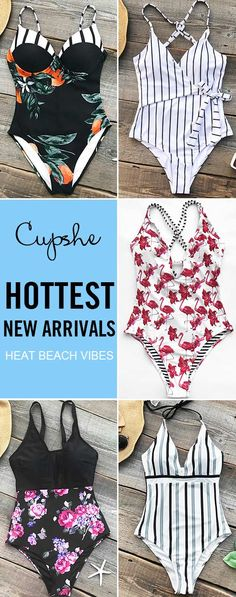 Calling all the trendsetters: Don't worry about beachwear! Here're our hottest new arrivals~ Hang out together with your friends and hit the whole beach~ FREE shipping!