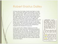 Dailey Family Tree - page 26 Robert Erastus Dailey Life with kids