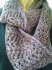 Ravelry: February Woman Cowl pattern by Christy Becker free pattern