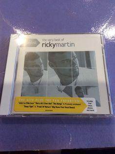 Playlist: The Very Best of Ricky Martin * by Ricky Martin - MAKE OFFER