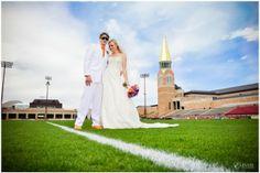 soccer wedding #DU #soccer #Wedding #elevatephotography #orange #purple #denverwedding #coloradowedding #weddingphotographer #weddingphotography
