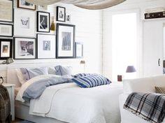 déco chambre | Nos 20 plus belles chambres cocooning - Elle Décoration