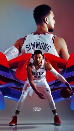 One of the greatest rookies in the NBA this season, Ben Simmons has such a bright future, leaving the NBA in good hands.