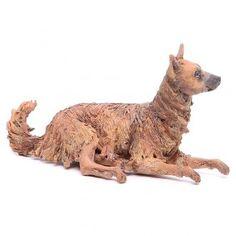 Hund für Krippe 30cm Angela Tripi   Online Verfauf auf HOLYART