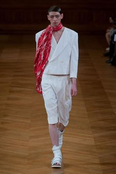 Male Fashion Trends: Songzio Spring/Summer 2014 - París Fashion Week #PFW