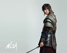 Faith (Korean Drama) - AsianWiki. I didn't think Min Lee Ho could get any hotter .. . then he put on armor and got a sword.