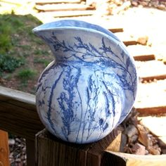 Marie Devlin Art Pottery Signed Rare Marie Devlin by ChinaGalore, $85.00