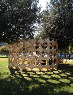 Wunderbugs - Interactive architecture for insects and humans | OFL Architecture | Archinect