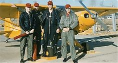A long military career was almost derailed by one lesson in a Cub: http://airfactsjournal.com/2015/03/solo-today-ha/