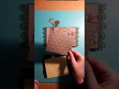 Noor Design! Workshop Pop Up Card - YouTube