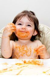 Baby Eating Habits: 7 Simple Ways to Make Food Fun Human Growth And Development, Child Development, All Kids, My Children, Baby Eating, Special Needs Kids, Baby Center, Having A Baby, Raising Kids