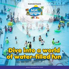 The weather is fast reaching boiling point and summer vacations for schools and colleges have begun! Kick-start the summer and head to your favorite water park-MM Fun City to take a dip and relax.  #MMFunCity #WaterPark #Rides #BestWaterpark #WavePool #CoolInSummer #Fun #Adventure