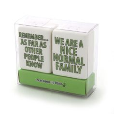 Nice Normal Family Salt And Pepper Set