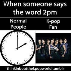 I love 2PM!!!! #kpop