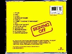 UB40 - Signing Off (FULL ALBUM) -   TRACK LIST 1. Tyler 2. King 3. 12 Bar 4. Burden Of Shame 5. Adella 6. I Think It's Going To Rain Today 7. 25% 8. Food For Thought 9. Little By Little 10. Signing Off 11. Madame Medusa 12. Strange Fruit 13. Reefer Madness