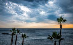 Google+ Surfing, Sunshine, California, Celestial, Sunset, Beach, Water, Photography, Outdoor