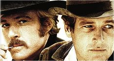 Butch Cassidy and the Sundance Kid, Movie with Paul Newman and Robert Redford
