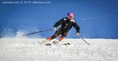 Ski extremo en Andorrala La Vella!!