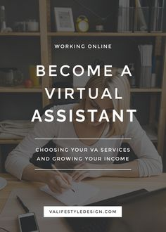 Starting Your Virtual Assistant Career With Online Marketing Support Services
