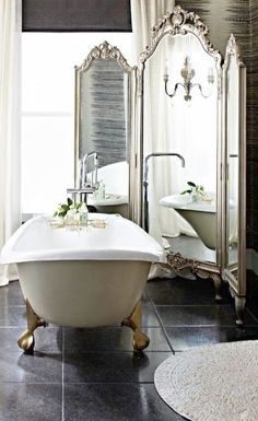 Victorian Bathroom Get This Look