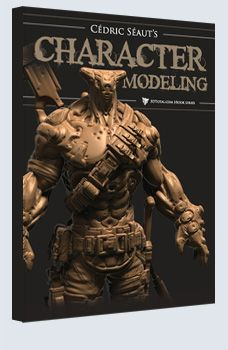 Character modelling zbrush