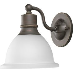 I'd like this over the kitchen sink. $40.93 Shop Progress Lighting Madison Antique Bronze Bathroom Vanity Light at Lowes.com