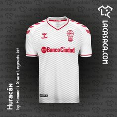 SuperLiga Argentina by Hummel Argentina Culture, Visit Argentina, Football Shirts, Sports, Mens Tops, T Shirt, How To Wear, Cities, Soccer