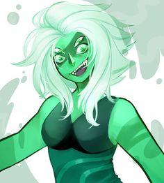 Steven Universe-Malachite by uzuluna on DeviantArt