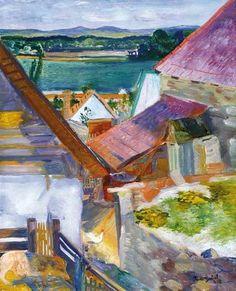 Szentendrei háztetők, 1938: 12. aukció (2002. tél) 190.tétel