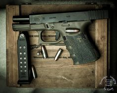 Signature Glock pistol. 100's of old filthy surplus *9mm parabellum* rounds can be put through even the least maintained G19 with minimal jams/stovepipes.  Edit: fixed error