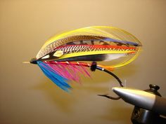 Fly Pattern Recipe - Ballyshannon..Classic Salmon Tie | Fly Tying Bug ...