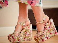 Gorgeous Shoes for a Fab Garden Party …  Shoes for garden party events can be a tricky area to navigate around.