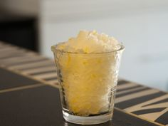 Granité de citron : Recette de Granité de citron - Marmiton