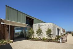 Sustainable ARCHITECTURE AWARD Saltwater Community Centre | Croxon Ramsay Architects. Photo by Dianna Snape.