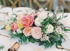 Photography: Jen Huang - JenHuangPhoto.com Reception Venue: Ojai Valley Inn & Spa - ojairesort.com Florist: JL Designs & Events - jldesignsandevents.com   Read More on SMP: http://www.stylemepretty.com/2016/02/22/rose-gold-blush-wedding-at-the-ojai-valley-inn/